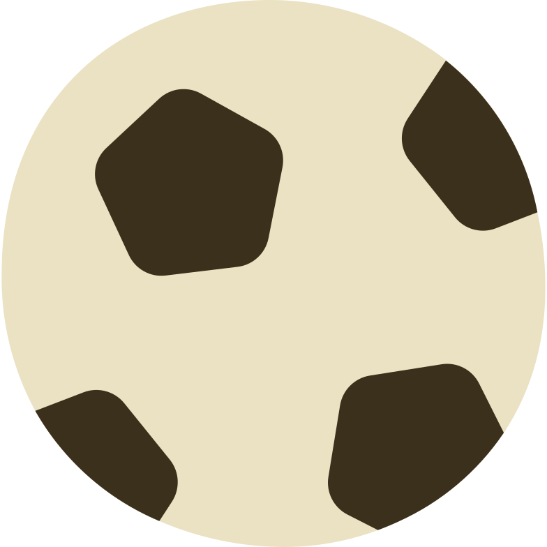 football soccer Clipart illustration in PNG, SVG