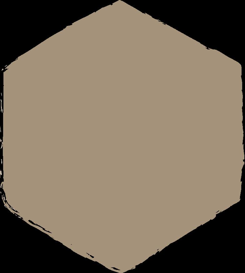hexadon-grey Clipart illustration in PNG, SVG