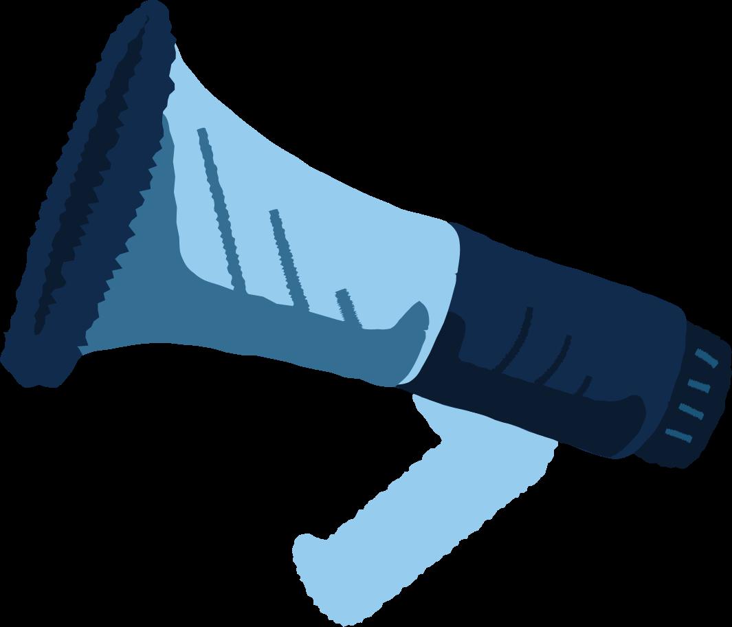 loudspeaker Clipart illustration in PNG, SVG