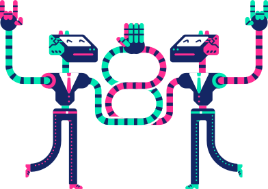style robots images in PNG and SVG | Icons8 Illustrations