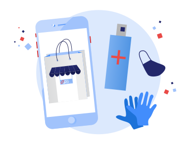 style Online pharmacy images in PNG and SVG | Icons8 Illustrations