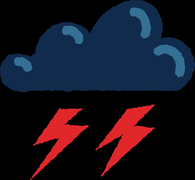 Nuvem Clipart illustration in PNG, SVG