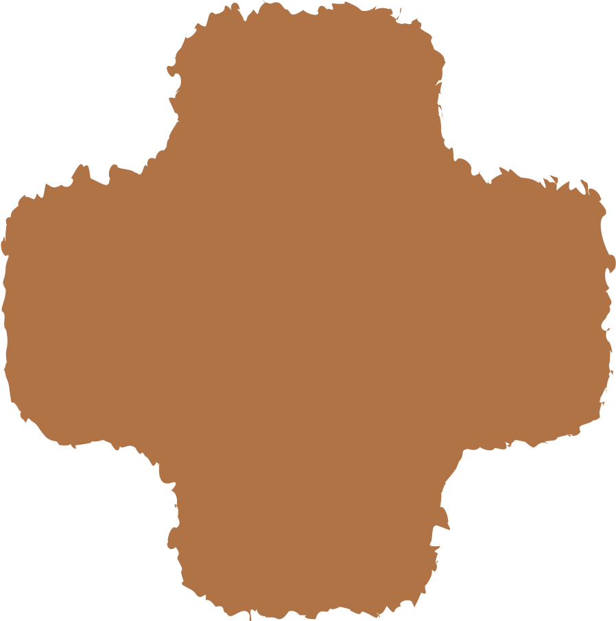cross brown Clipart illustration in PNG, SVG