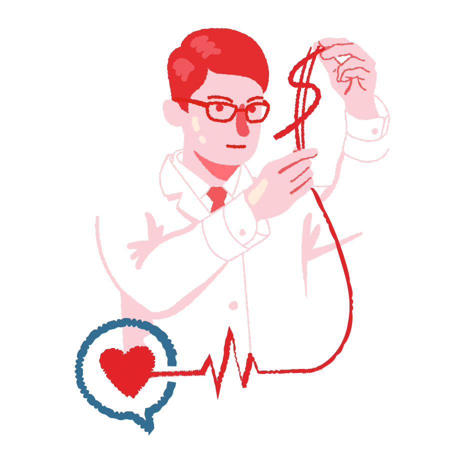 Medical business Clipart illustration in PNG, SVG