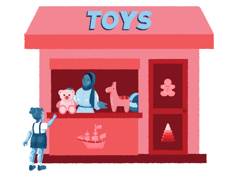 style Toys shop Vector images in PNG and SVG | Icons8 Illustrations