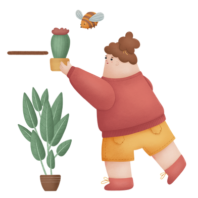 style Plant mom images in PNG and SVG | Icons8 Illustrations