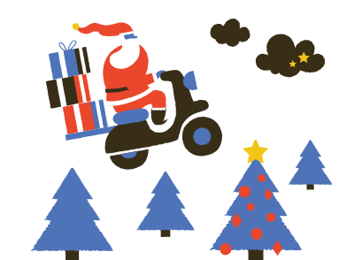 style Santa Claus images in PNG and SVG | Icons8 Illustrations