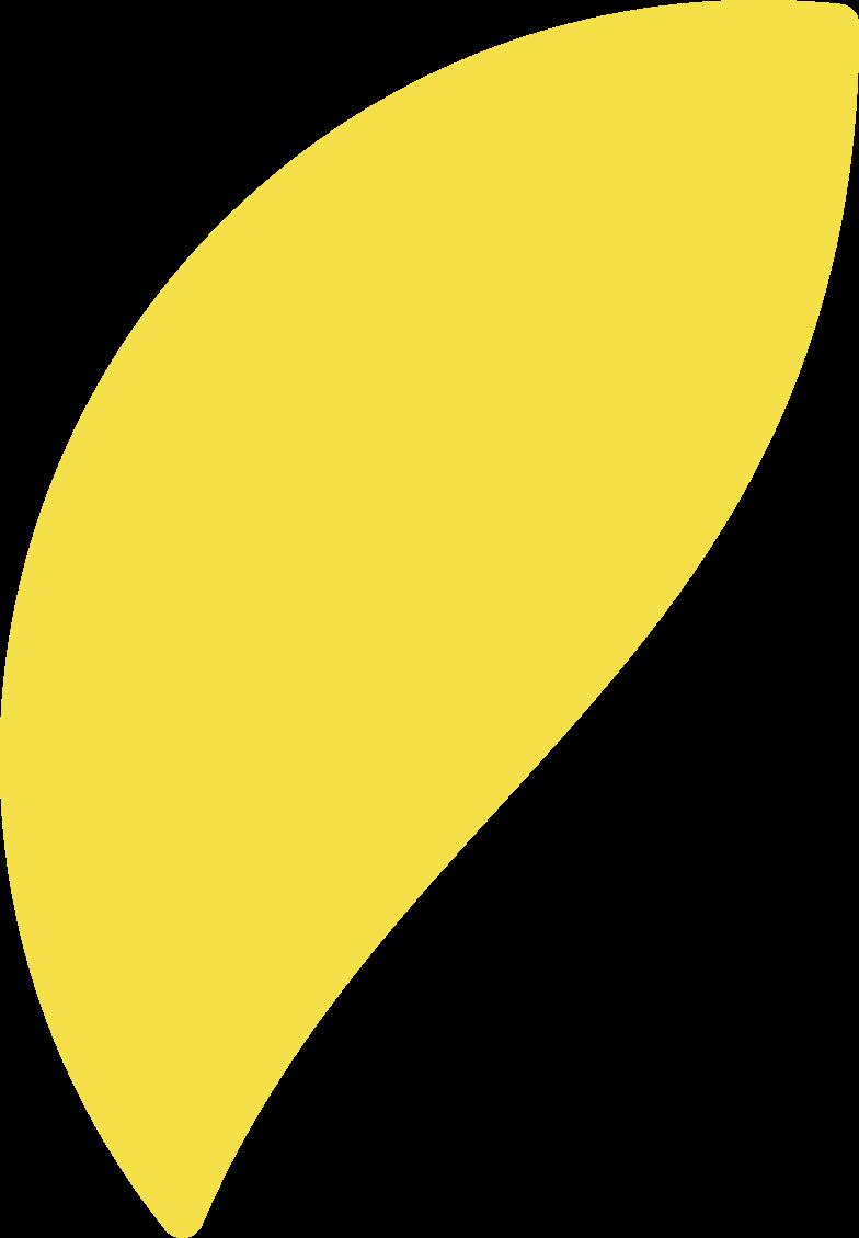 half-circle Clipart illustration in PNG, SVG