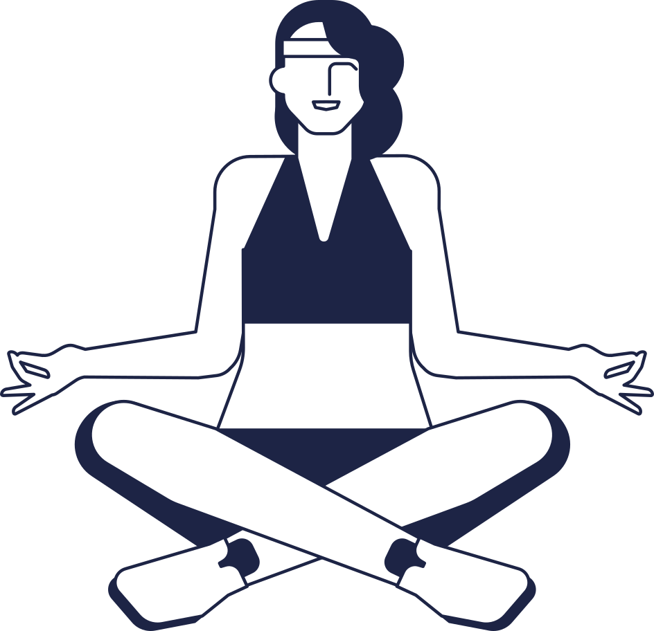 style yoga woman Vector images in PNG and SVG   Icons8 Illustrations