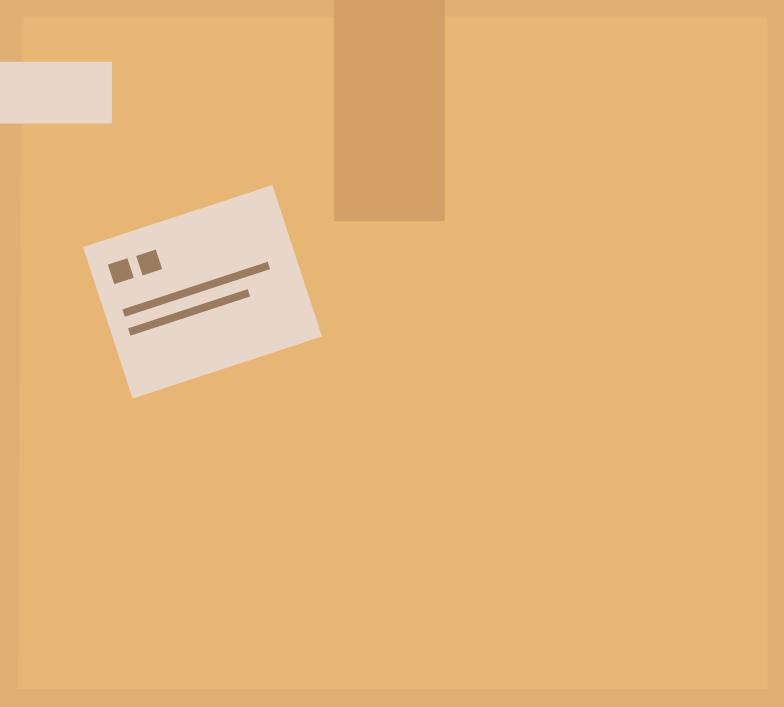 parcel Clipart illustration in PNG, SVG
