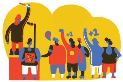 style Protests images in PNG and SVG | Icons8 Illustrations