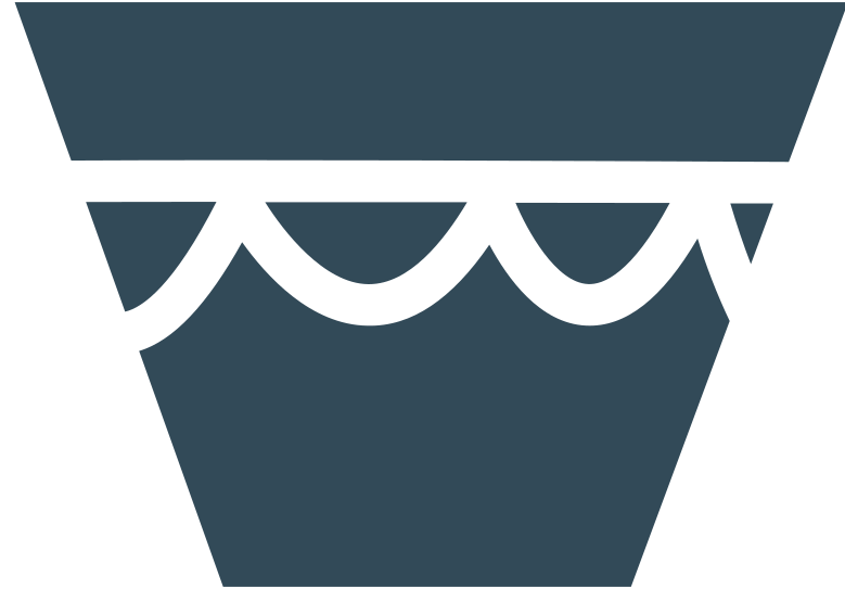 kingdom black pot Clipart illustration in PNG, SVG
