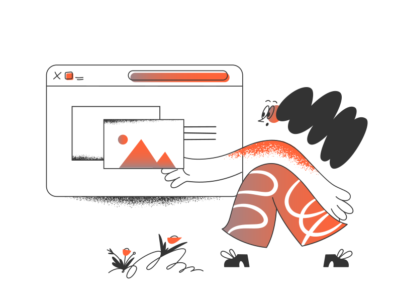 Insert image Clipart illustration in PNG, SVG