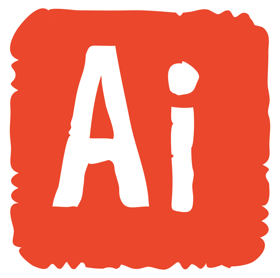 adobe illustrator logo Clipart illustration in PNG, SVG