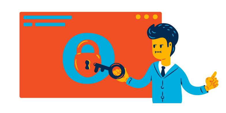 style Security Connection Vector images in PNG and SVG | Icons8 Illustrations