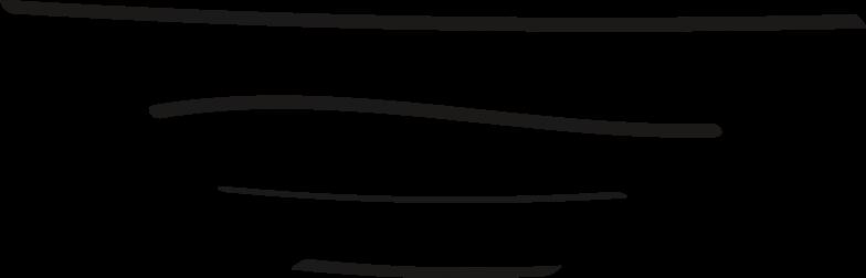 tk black lines Clipart illustration in PNG, SVG