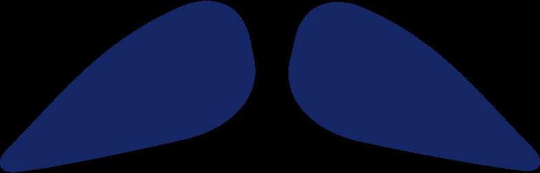 Иллюстрация усы в стиле  в PNG и SVG | Icons8 Иллюстрации