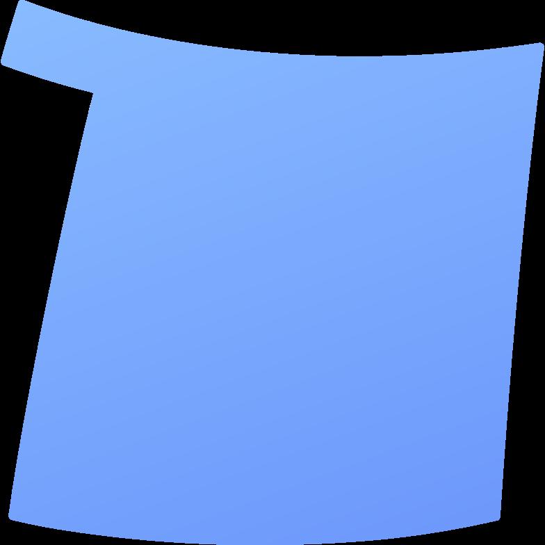 apron Clipart illustration in PNG, SVG