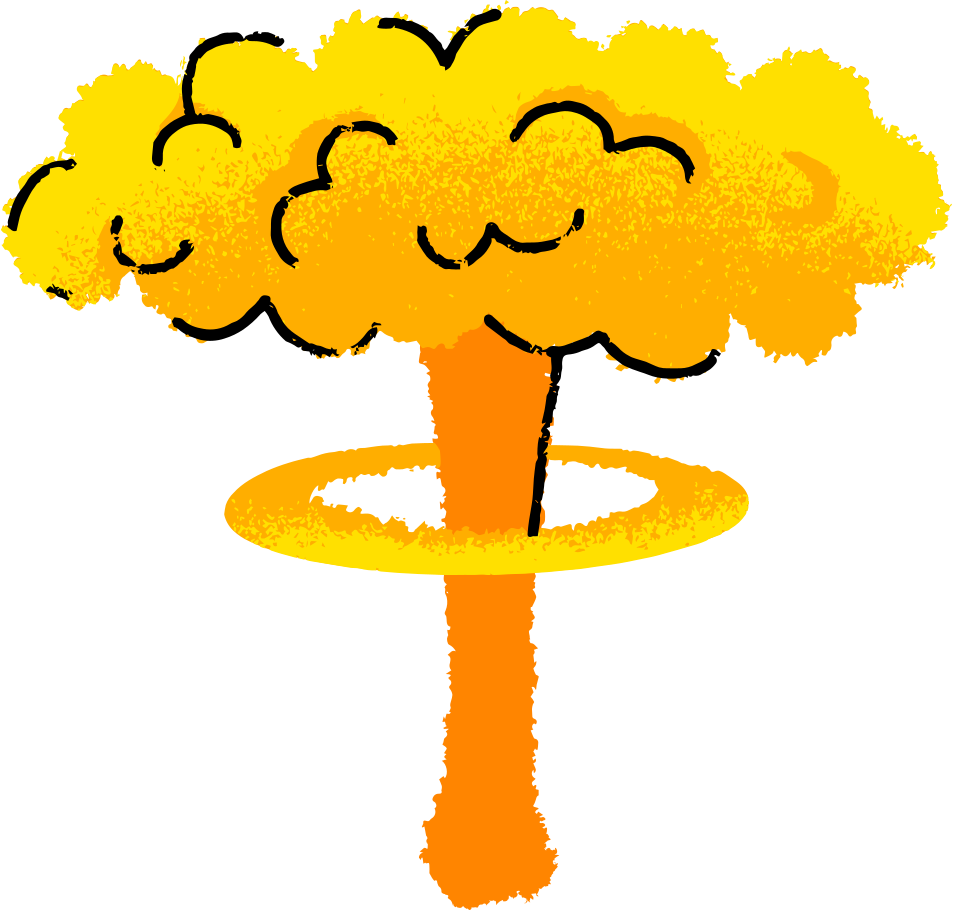 style nuclear explosion Vector images in PNG and SVG   Icons8 Illustrations