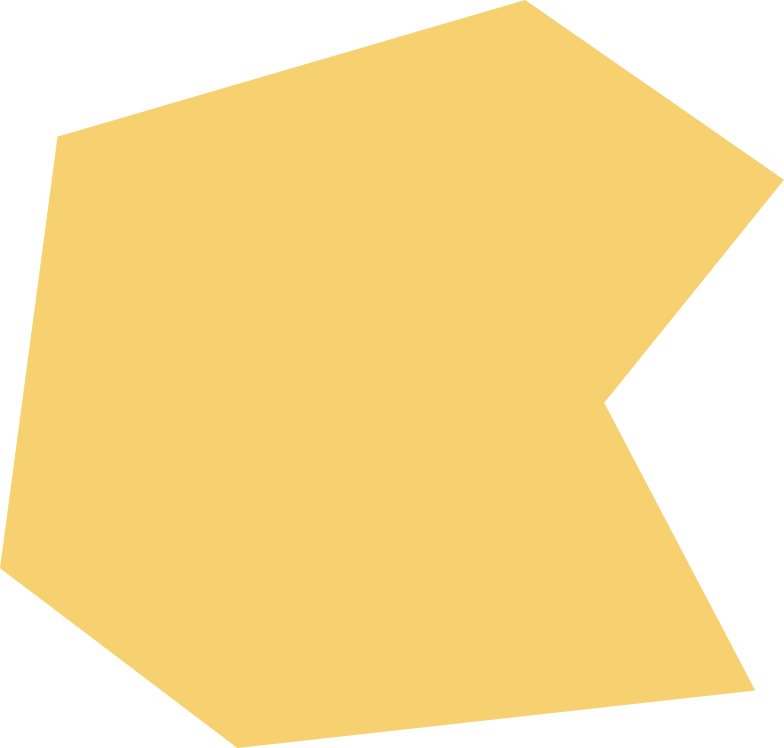polygon yellow Clipart illustration in PNG, SVG