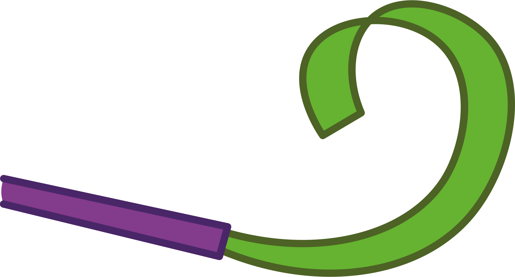 penny trumpet Clipart illustration in PNG, SVG