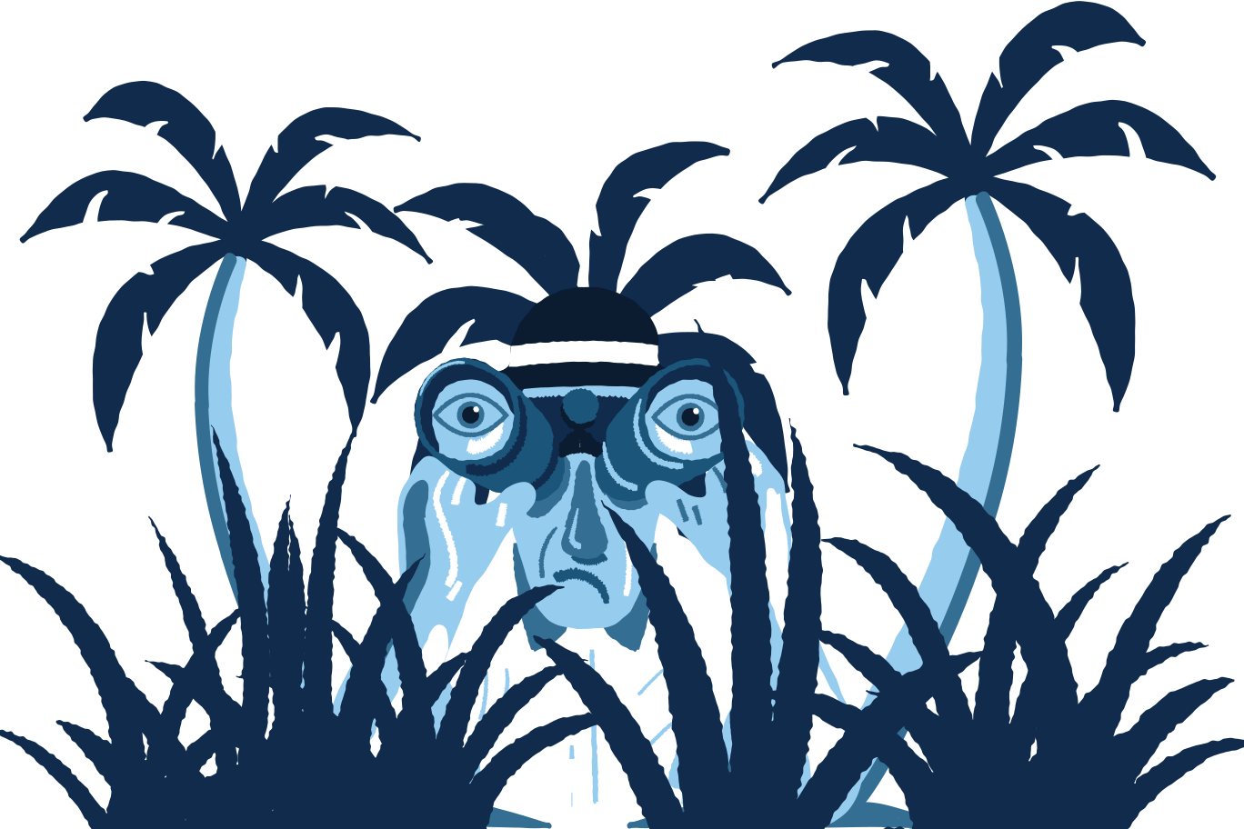 style Spying from the bushes Vector images in PNG and SVG   Icons8 Illustrations