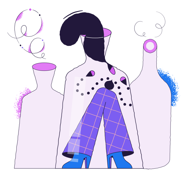 In the bottle Clipart illustration in PNG, SVG