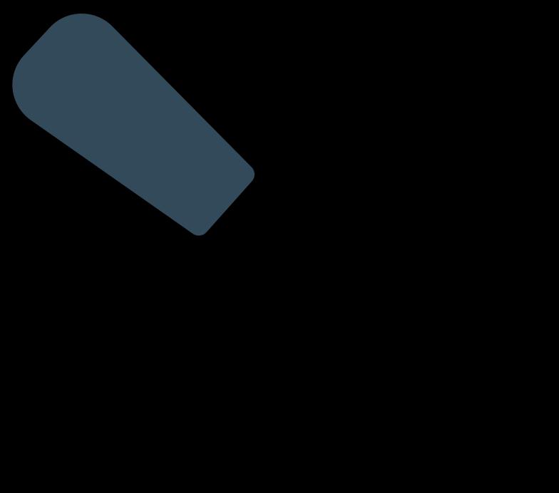 Ilustración de clipart de mascara en PNG, SVG