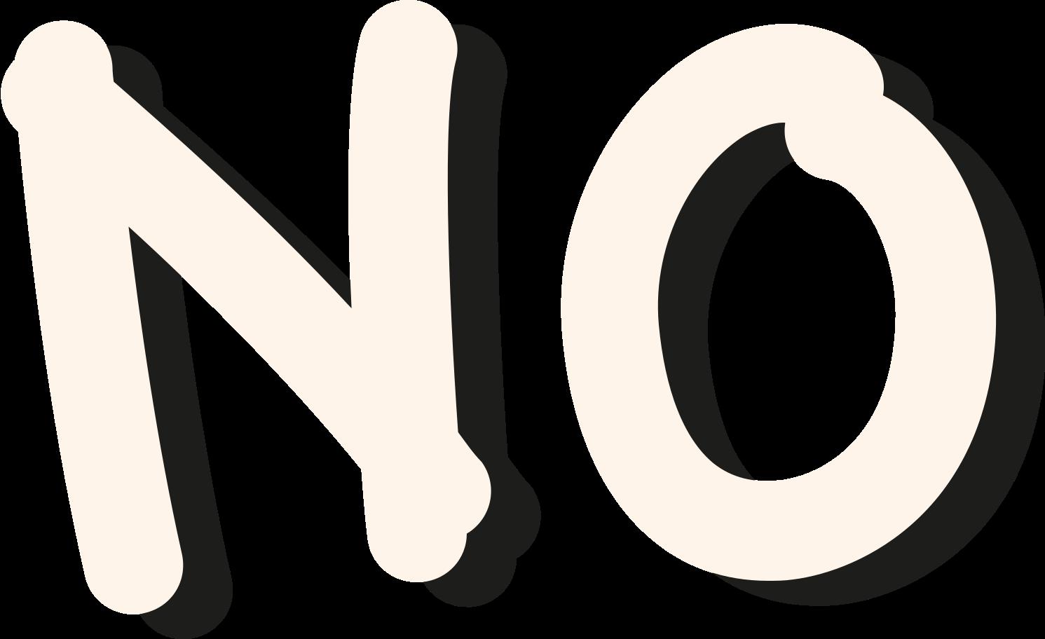 no Clipart illustration in PNG, SVG