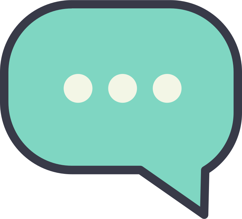 comment- Clipart illustration in PNG, SVG