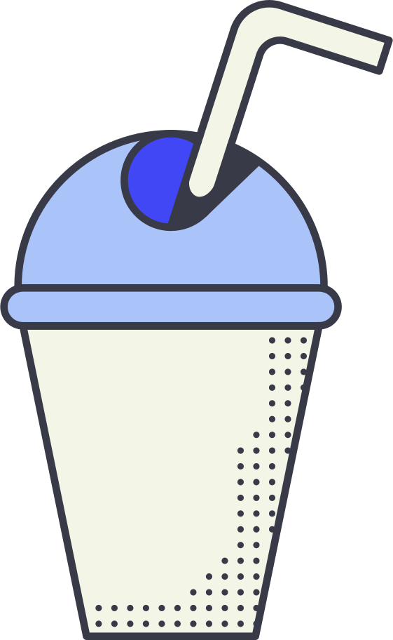style Milk-shake images in PNG and SVG | Icons8 Illustrations