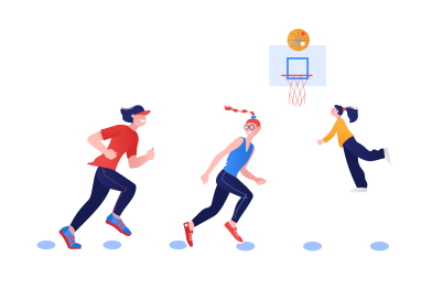 style Gym class images in PNG and SVG | Icons8 Illustrations