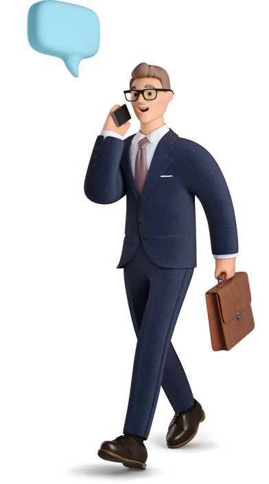 style businessman walking images in PNG and SVG | Icons8 Illustrations