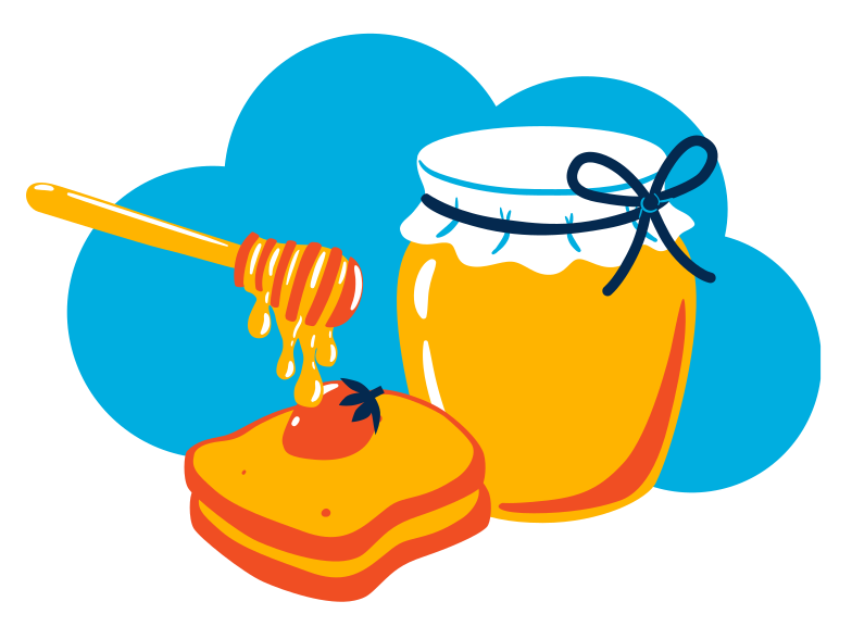 style Delicious breakfast Vector images in PNG and SVG | Icons8 Illustrations