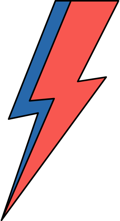 style lightning bowie images in PNG and SVG   Icons8 Illustrations