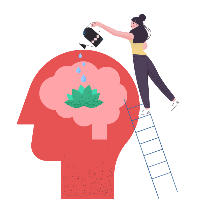 style Mental health Vector images in PNG and SVG | Icons8 Illustrations