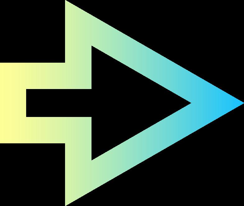 Imágenes vectoriales S nueva flecha grdnt en PNG y SVG estilo    Ilustraciones Icons8