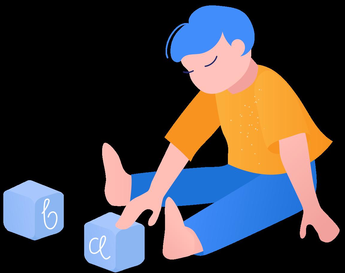 kid Clipart illustration in PNG, SVG