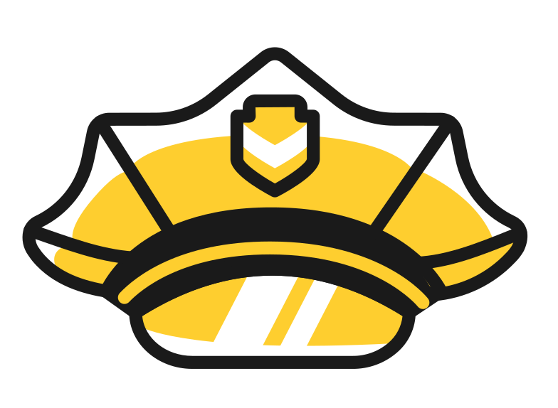 style police hat Vector images in PNG and SVG | Icons8 Illustrations
