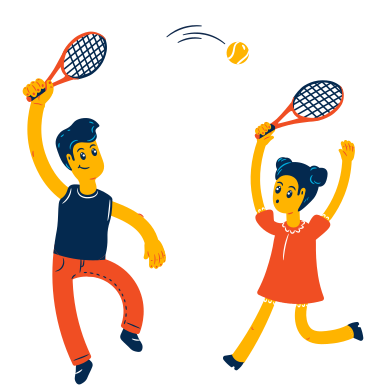 style Tennis images in PNG and SVG | Icons8 Illustrations
