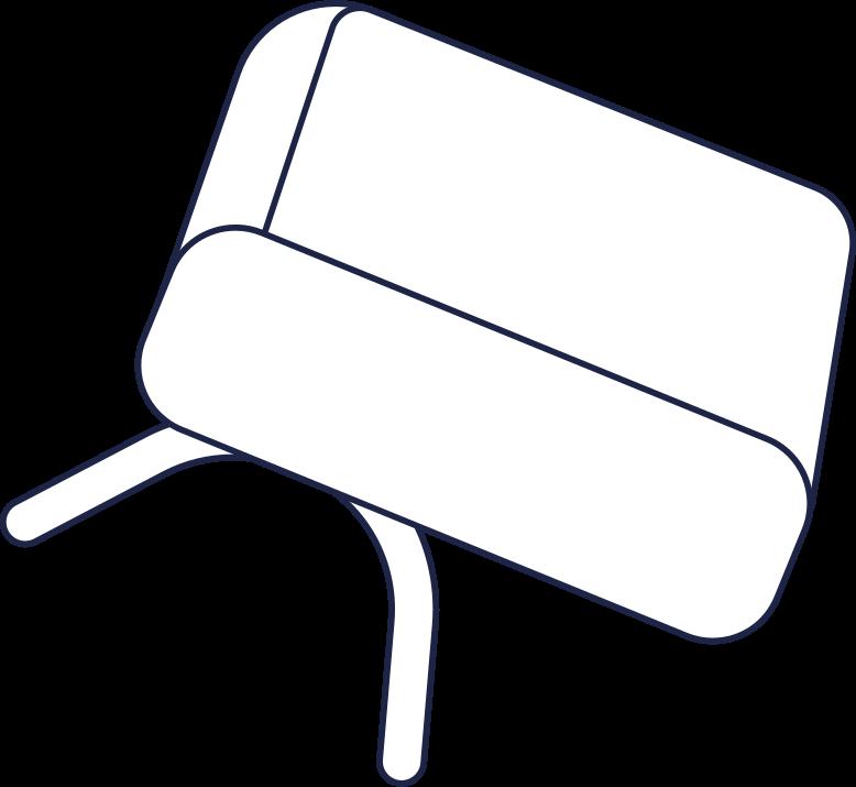 fatal error  astronaut backpack line Clipart illustration in PNG, SVG