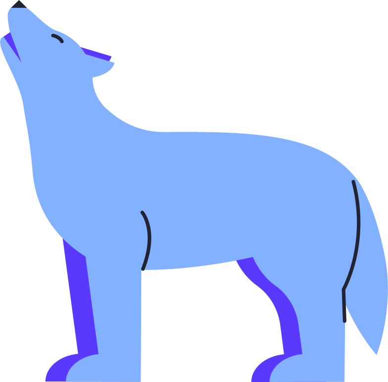 style wolf Vector images in PNG and SVG | Icons8 Illustrations