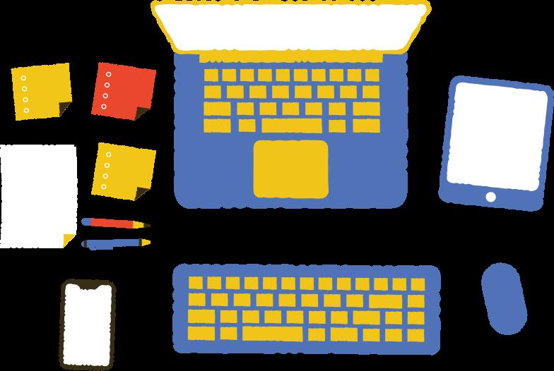 desktop Clipart illustration in PNG, SVG