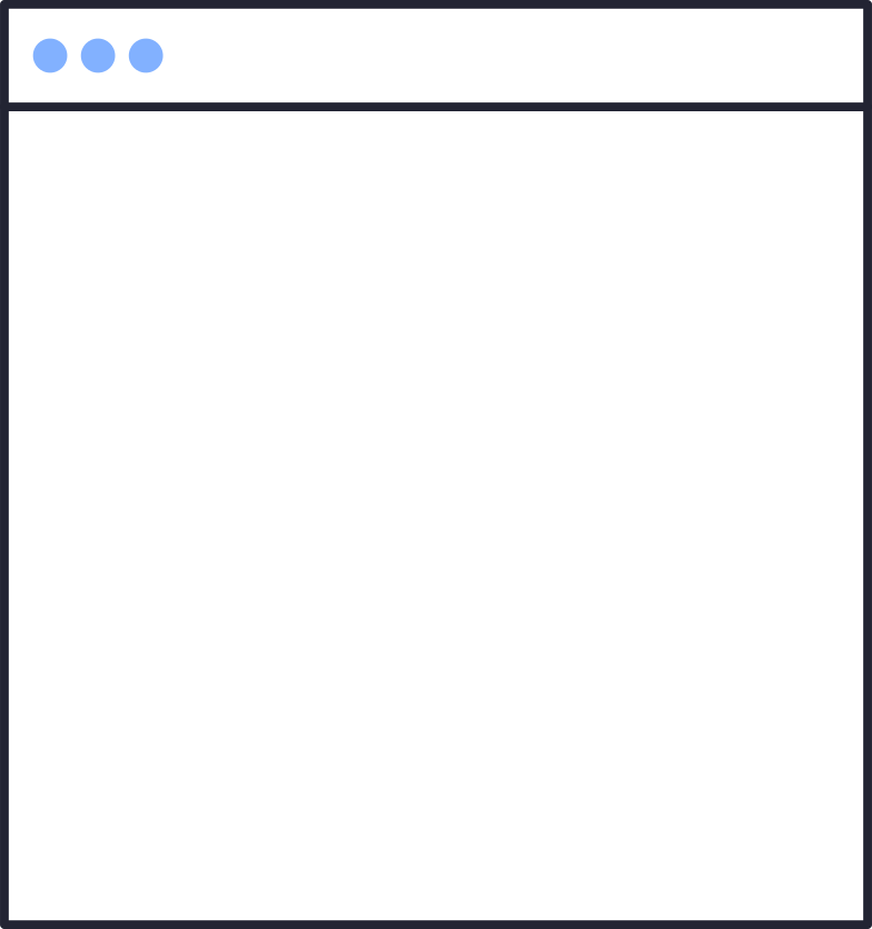 browser empty Clipart illustration in PNG, SVG