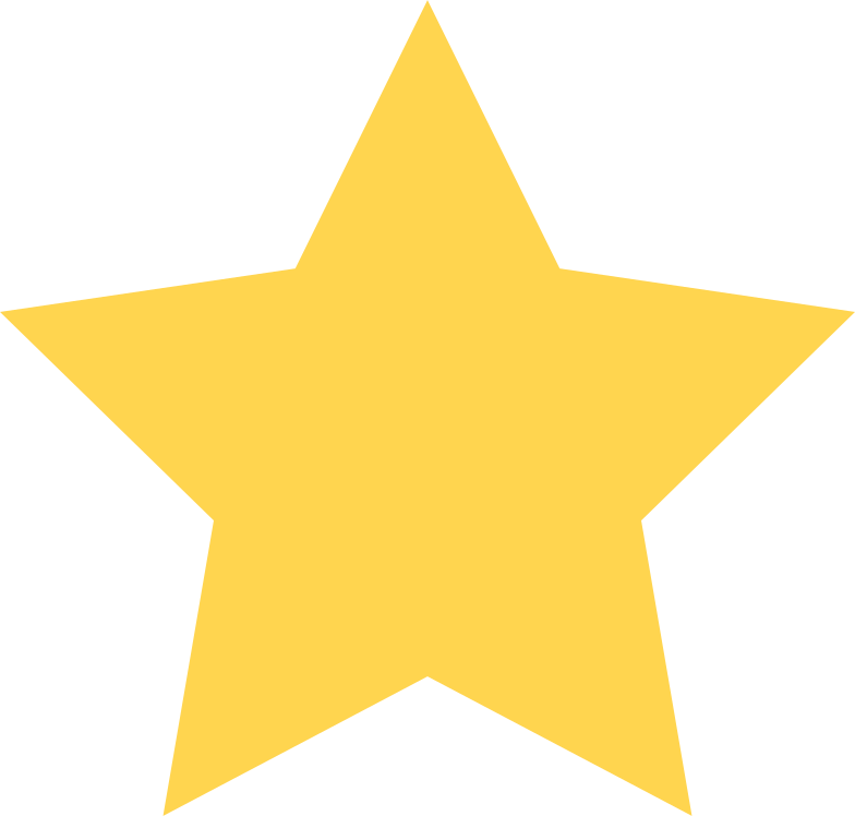 star yellow Clipart illustration in PNG, SVG