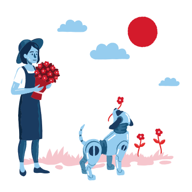 style Florist's helper images in PNG and SVG   Icons8 Illustrations