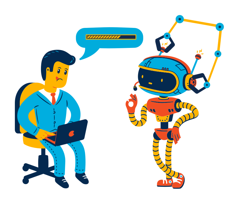 style Building a robot Vector images in PNG and SVG | Icons8 Illustrations