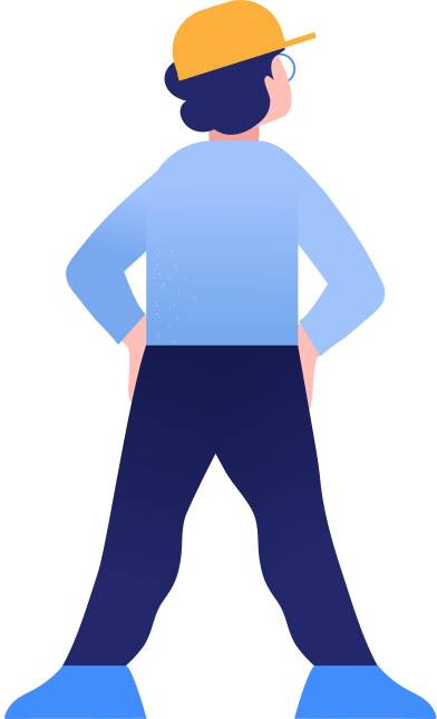 style boy back images in PNG and SVG | Icons8 Illustrations