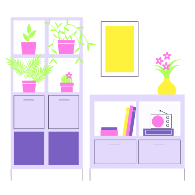 style Interior images in PNG and SVG | Icons8 Illustrations