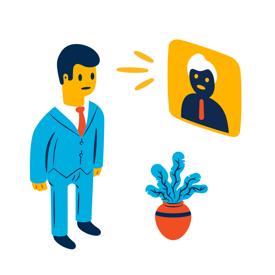 Conference call Clipart illustration in PNG, SVG